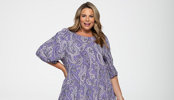 Now Trending: Purple Paisley