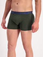 Mens 3 Pack Fitted Trunk