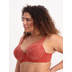 Full Figure Heather Lace Bra
