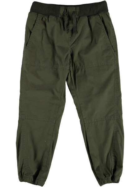 Toddler Boys Lined Chino Pant