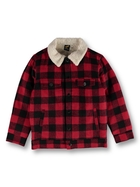 Youth Boys Sherpa Collar Jacket