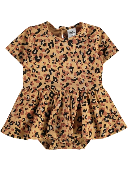 Baby Short Sleeve Romper Dress