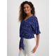 Womens Tie Hem Top