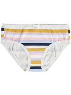 Girls Scallop Edge Brief