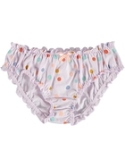 Girls Ruched Edge Brief