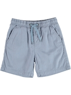 Toddler Boys Linen Rich Volley Short