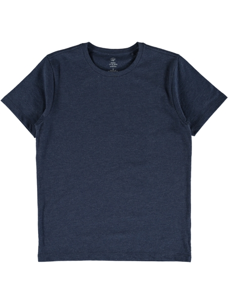 Youth Organic Cotton Blend Marle Tee