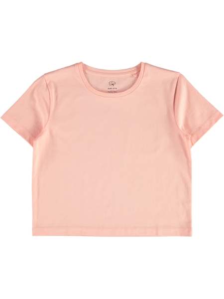 Girls Organic Cotton Boxy T Shirt