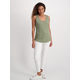 Womens Organic Cotton Relaxed Tank