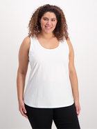 Womens Plus Organic Cotton Relaxed Tank