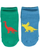 Boys 2 Pack Low Cut Socks