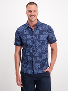 Mens Short Sleeve Festival Shirt