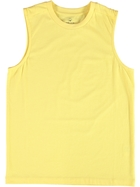 Youth Boys Organic Cotton Muscle Tanks