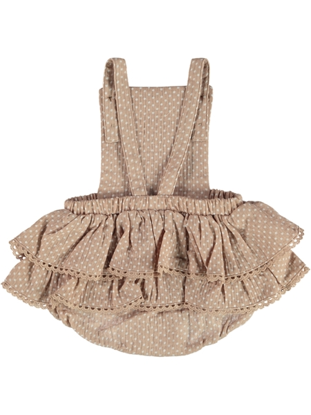 Baby Girls Frilly Romper