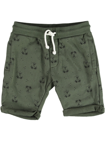 Toddler Boys French Terry Short
