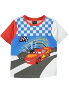 Toddler Boys Cars T-Shirt