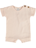 Baby Ss Waffle Loungesuit