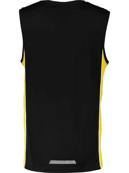 Tigers AFL Mens Mesh Muscle Top