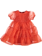 Toddler Girls Woven Party Dress