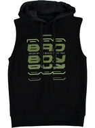 Youth Bad Boy Sleeveless Pullover Hoodie