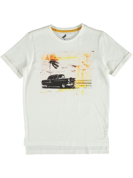 Youth Boys Print Tee