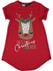 Girls Knit Christmas Nighties