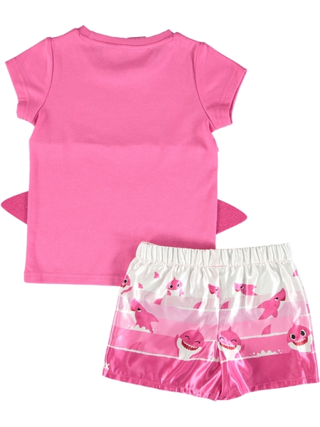 Girl Baby Shark Pj
