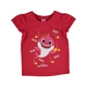 Toddler Girls Baby Shark Christmas T-Shirt