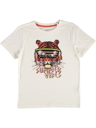 Youth Boys Halloween Print Tees