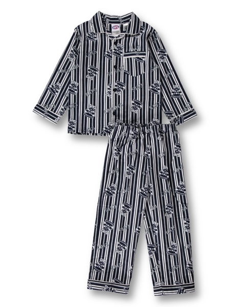 Cats AFL Toddler Flannel Pj Set