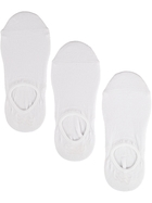 Mens 3 Pack Invisible Sock