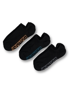 Mens Bonds 3Pk Low Cut Sock