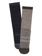Mens Bonds Everyday 2Pk Tough Sock