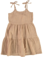Toddler Girls Textured Dress