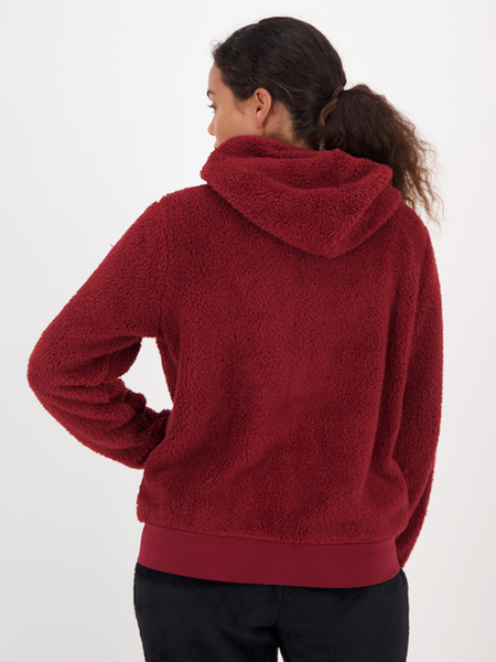 Womens Fluffy Sleep Jacket