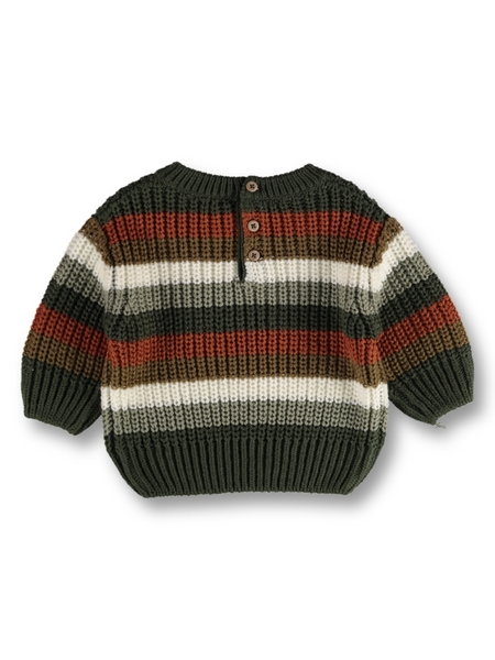 Baby Knit Pullover
