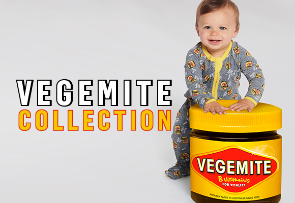 TRADIE: THE VEGEMITE COLLECTION