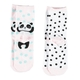 Girls Crew Fit Jacquard Socks