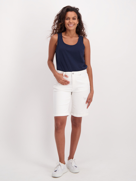 Womens Breakers Girlfriend Denim Short