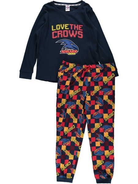 Crows AFL Women Pj Set