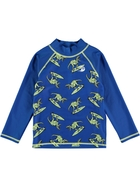 Boys Long Sleeve Rash Vest
