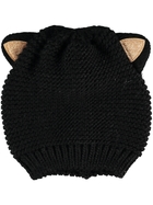 Girls Core Cat Beanie