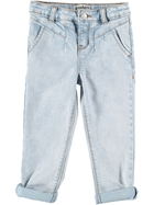 Toddler Girls High Waisted Denim Jean