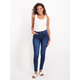 Womens High Rise Soft Touch Jean