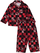 Bombers AFL Youth Flannel Pjs