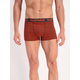 Mens 3 Pack Hipster Trunks