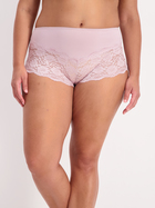 Full Figure Boyleg Micro & Lace